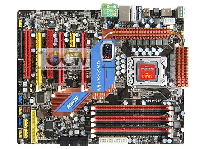 Liste de touts les boards socket LGA 1366 Attachment